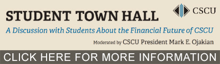 CSCU - Student Town Hall
