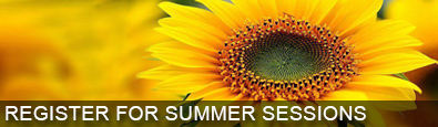 Register for Summer Sessions