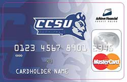 Achieve Financial CCSU Credit Card