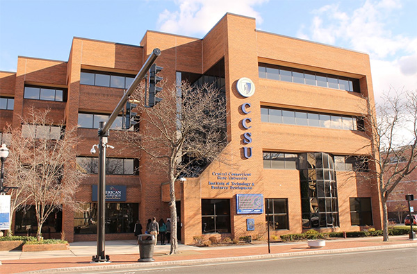 CCSU Downtown Campus
