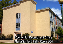 Maria Sanford Hall - Room 304