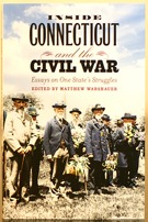 Inside Connecticut and the Civil War book cover