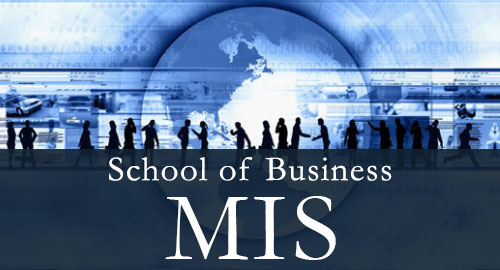 CCSU School of Business - Management Information Systems Department