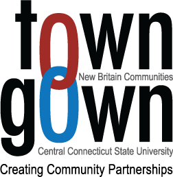 town and gown logo