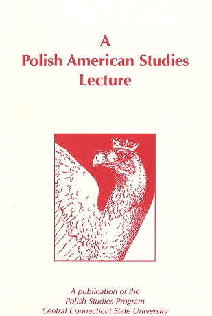 Polish American Lecture Series