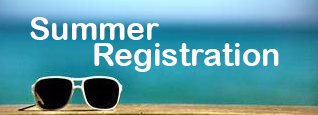 Summer Registration