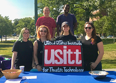USITT at 2017 Club Fair